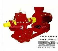 佛山水泵厂 肯富来水泵 XBD系列消防泵组 东莞肯富来