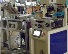 東莞恒錦生產高精密自動下料絲印機HS260PA Full Automatic Screen Printer