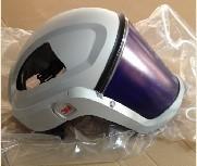 华莱 3M M-107头罩 长管供气头罩 防护头罩 头罩 通风头
