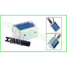 收银机 门锁电磁铁HIO-0628L 拉式 可作其他拉动式动作