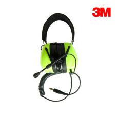 3M MT53H540F-01 GB高降噪通讯耳罩 J11接口
