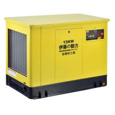 12kw多燃料汽油發電機