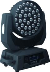 LED36顆4合1調焦搖頭染色燈