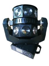 LED無極雙頭飛碟燈