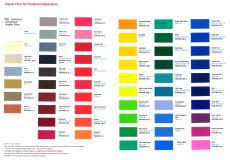 美国视觉高 3M 3630-83 彩色透光贴膜