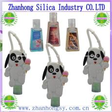 hand sanitizer silicone holders