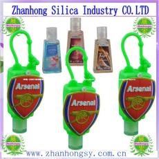 zh-168 hand sanitizer silicone holders