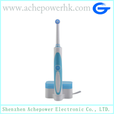 New electric toothbrush with 2 minutes timer function