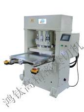 Precise hydraulic die cutting machine