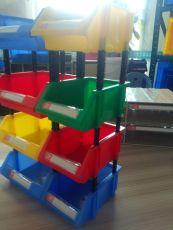 北京防靜電零件盒北京ESD組立式塑料盒