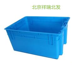 錯位物流箱 錯位塑料箱子
