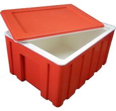 食品箱送餐箱帶輪 北京加厚保溫箱