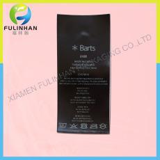 Satin Printed Wash Label
