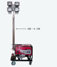 全方位自動升降移動照明車SFW6110B