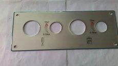 水晶滴膠銘牌生產廠家 專業低價供應水晶滴膠銘牌