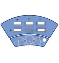 凹凸薄膜面板