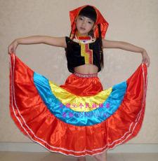 民族服装图片 款式 舞蹈服图片 款式 表演服 演出服