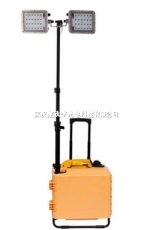 SFW6121 轻型升降工作灯 静音发电机照明车 SFW6121-2*48W