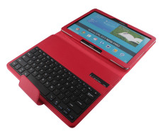 Samsung Note PRO 12.2 P900 Bee Ant Pattern Bluetooth Keyboard case-SA109F