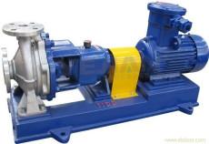 IH防爆型国际标准化工泵