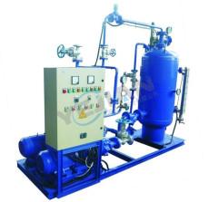 QSHX2高温蒸汽与冷凝水密封回收系统
