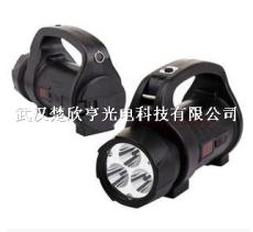 SW2510/SW2511尚为手提式强光巡检工作灯 磁力吸附工作灯 手摇式充电工作灯