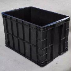 ESD防静电周转箱 北京高大上黑色箱子