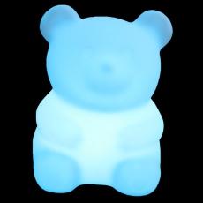 LED creative panda shaped decorative lamp / table light