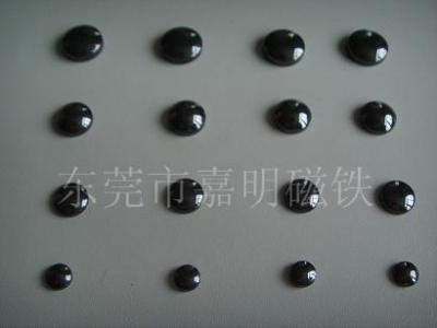 Black gallstone bread magnetic/magnetic beads
