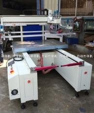自动跑台丝印机