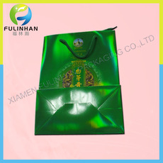 promotional printed gift paper bag