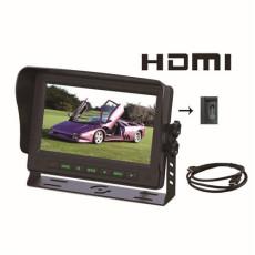 CS-S760HD 7 数字高分辨率监视器与HDMI连接器
