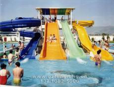 水上樂園設備 特色組合滑梯