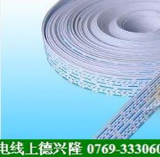 供应优质2468 24蓝白排电子线批发厂家
