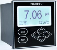 成都在線pH值分析儀-水用水質PH電導率ORP溫