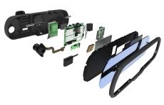 4G車載智能方案產品組成