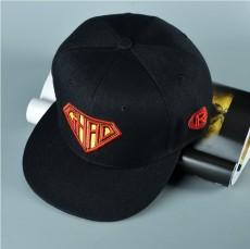 廠家定制爆款熱銷卡通帽子平沿棒球帽顏色圖案可定制