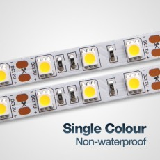 Non-waterproof IP20 LED Strips 30-60 LEDs per metre