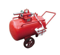 PY4 移动式泡沫灭火装置