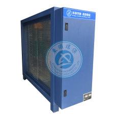 新一代UV光解油烟净化器尺寸表