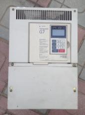 成都安川變頻器Varispeed G7/CIMR-G7A4015-