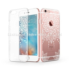 Hard Back Cover Clear Plastic 4.7 Inches for iPhone 6s