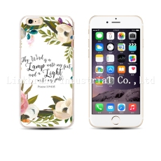 Ultra-Thin Clear TPU Case For iPhone SE 6 S Plus