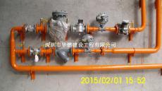深圳觀瀾湖商業中心 二期 燃氣管道燃氣工程