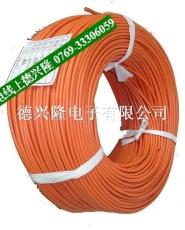 供應特軟24AWG硅膠高溫電子線