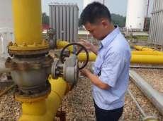 燃气管道安装检测