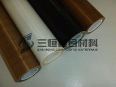 鐵氟龍膠帶-江蘇鐵氟龍玻璃纖維膠帶生產廠家
