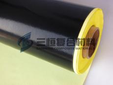 鐵氟龍膠帶-耐高溫鐵氟龍黑色玻纖膠帶廠家直銷