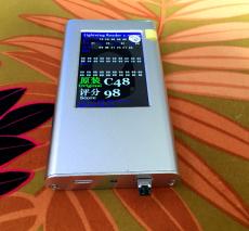 苹果数据线真假识别器 苹果数据线测试仪YG-616 HZ-616测试仪