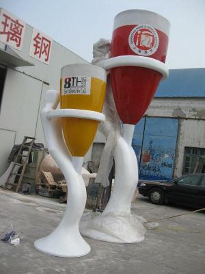 北京玻璃钢雕塑定做 北京玻璃钢浮雕定做